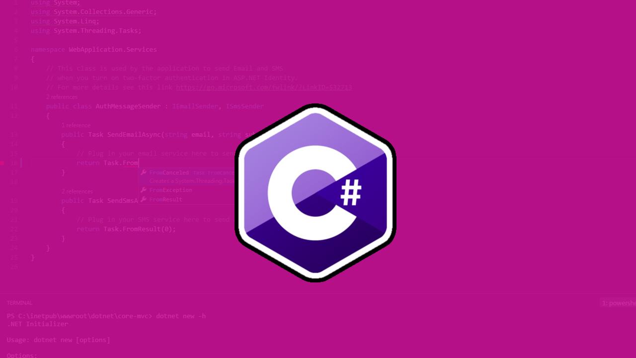 Un aperçu des nouveautés de C# 8.0 -